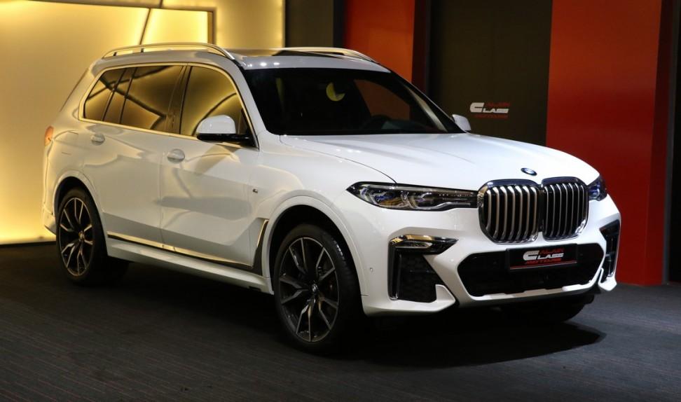 BMW X7 X-Drive 50i