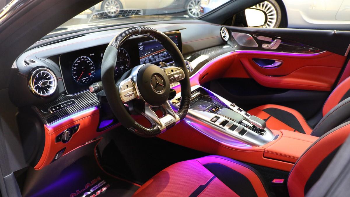 Alain Class Motors | Mercedes-Benz AMG GT 63 S 4MATIC+
