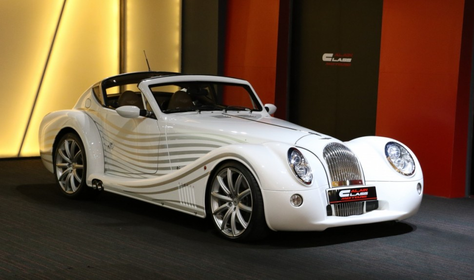 Morgan Aero Super Sport
