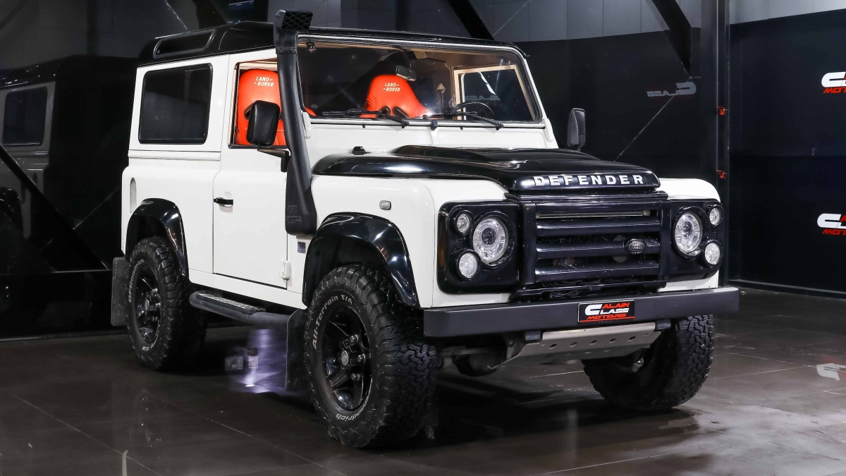 Land Rover Defender (2014 Bodykit)