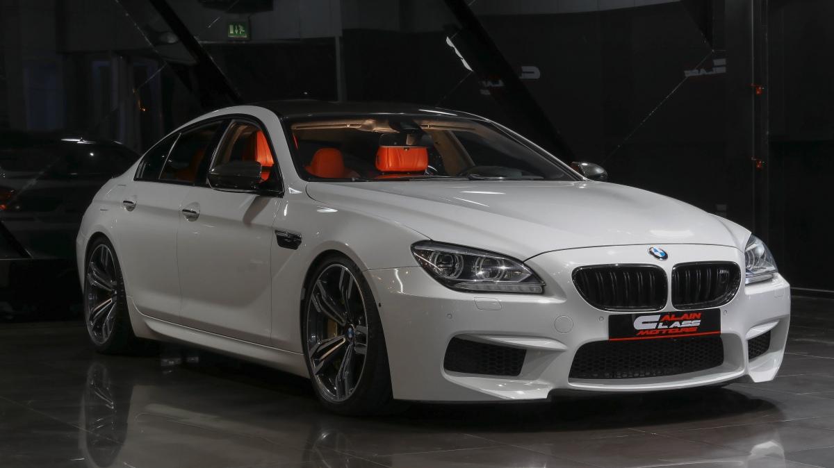 M6 bmw 2010 BMW