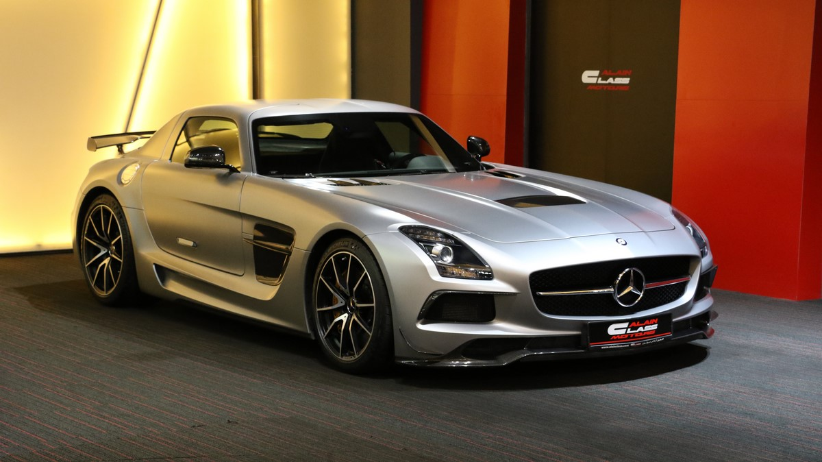 Sls Black Series >> Alain Class Motors Mercedes Benz Sls Amg Black Series