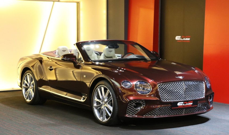 Bentley Continental GTC First Edition