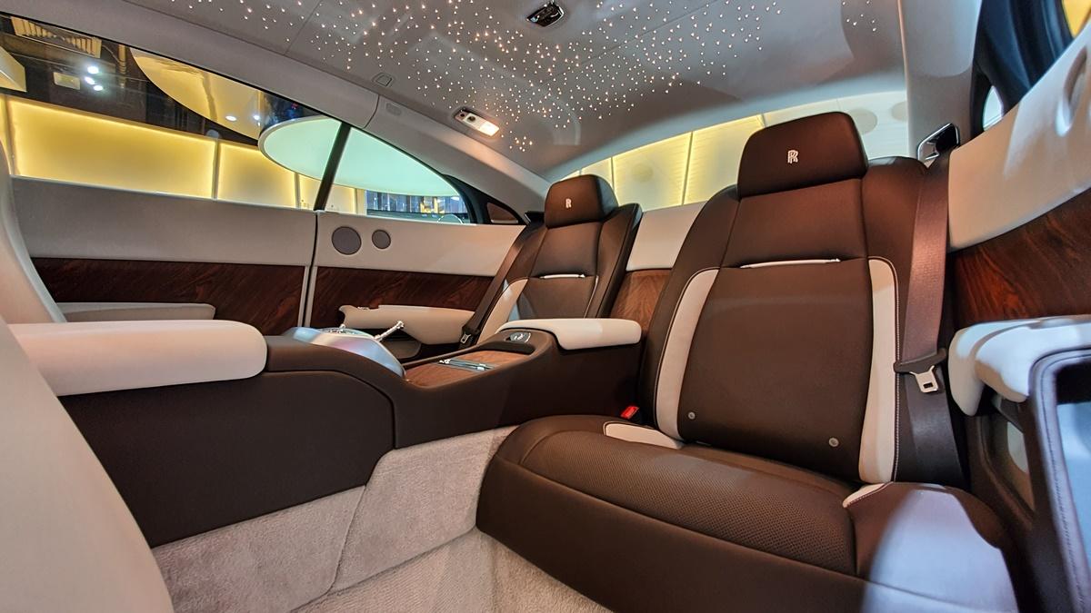 Alain Class Motors Rolls Royce Wraith