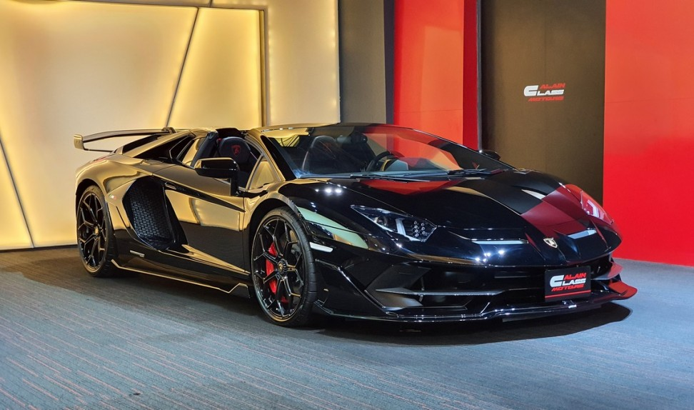 Lamborghini Aventador SVJ Roadster – 1 of 800