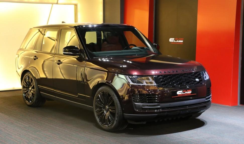 Range Rover Autobiography P525