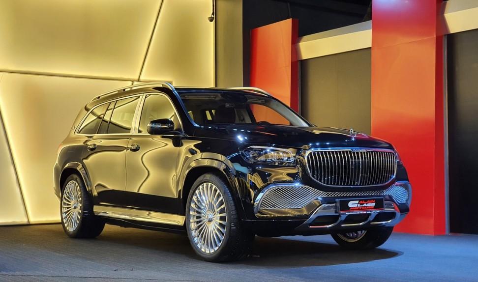 Mercedes-Benz Maybach GLS 600 4MATIC