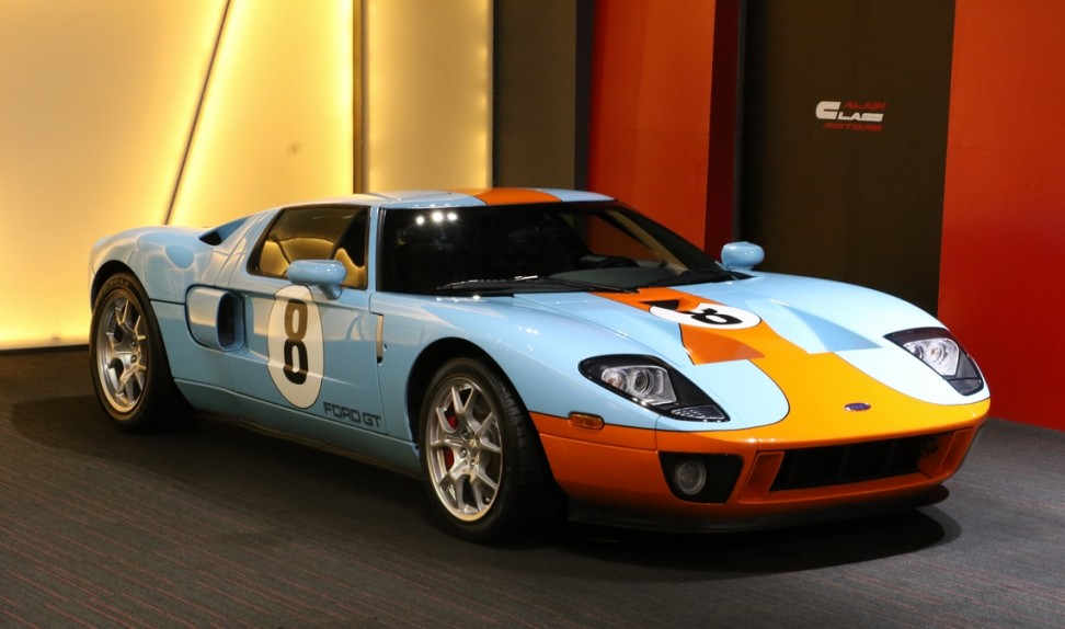 Ford GT Heritage