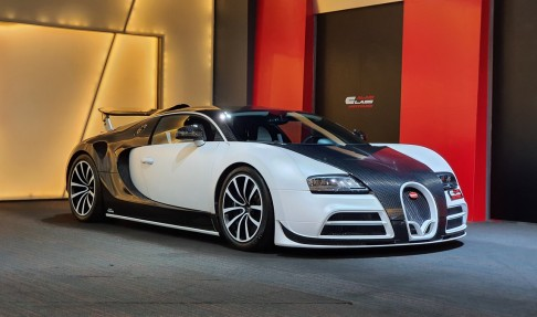 Bugatti Veyron Linea Vivere by Mansory – 1 of 2