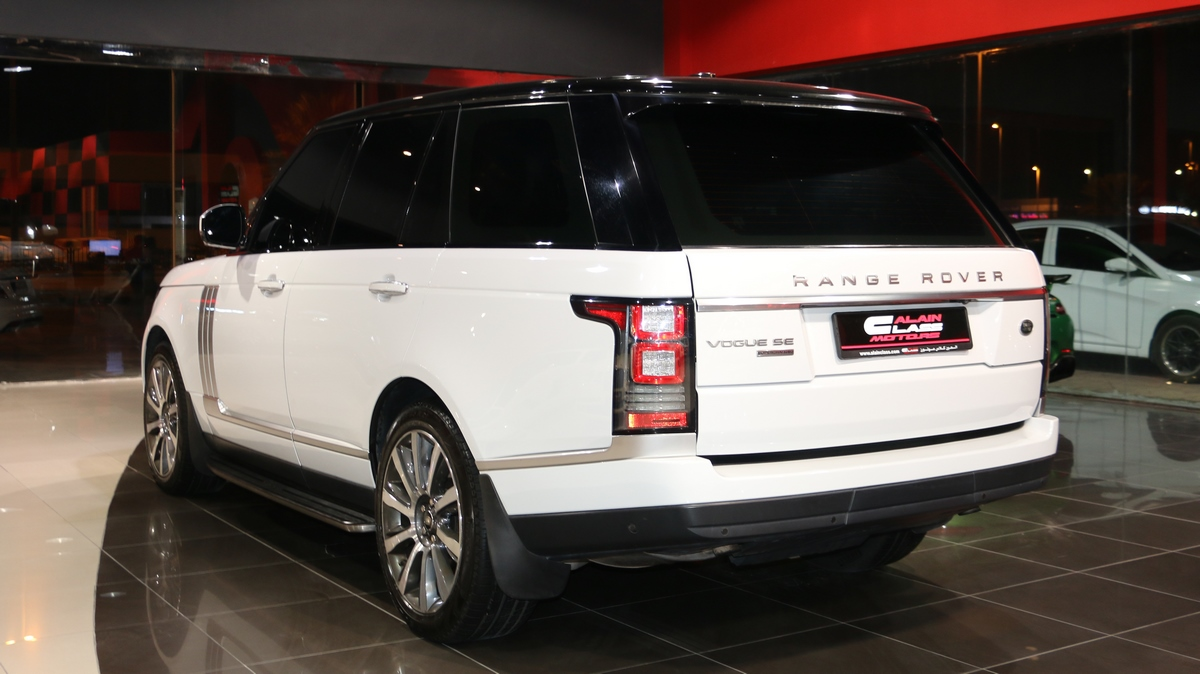 Land Rover Sport >> Alain Class Motors | Range Rover Vogue SE