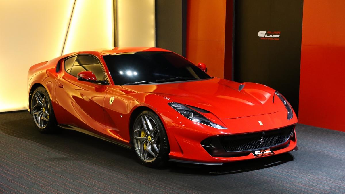 Alain Class Motors Ferrari 812 Superfast