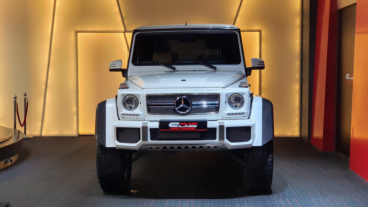 Best Off Road Vehicle Of All Time >> Alain Class Motors | Mercedes- Benz G650 Maybach Landaulet ...