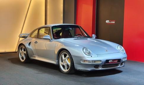 Porsche Carrera 4S with Turbo S Body Kit