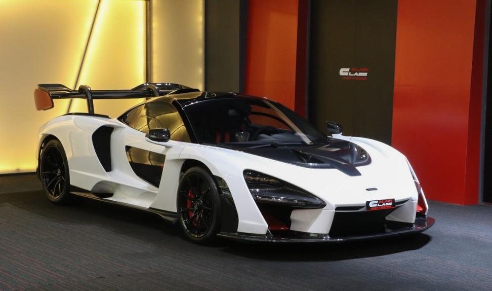 McLaren Senna – 1 of 500