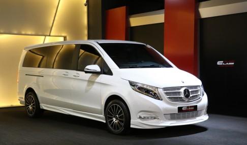 Mercedes-Benz V250 by Dizayn VIP ( Tan )