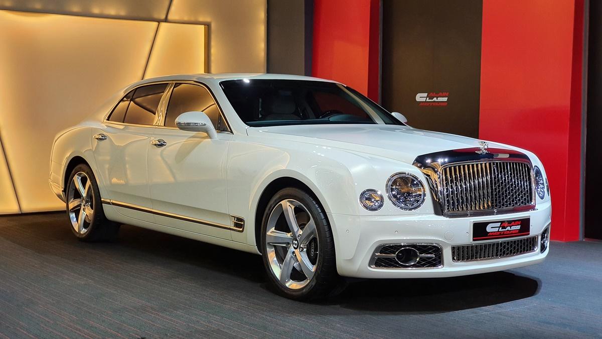 Alain Class Motors Bentley Mulsanne Speed Mulliner