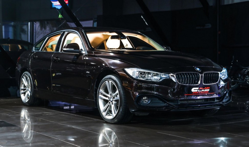 BMW 420i Gran Coupe Sport