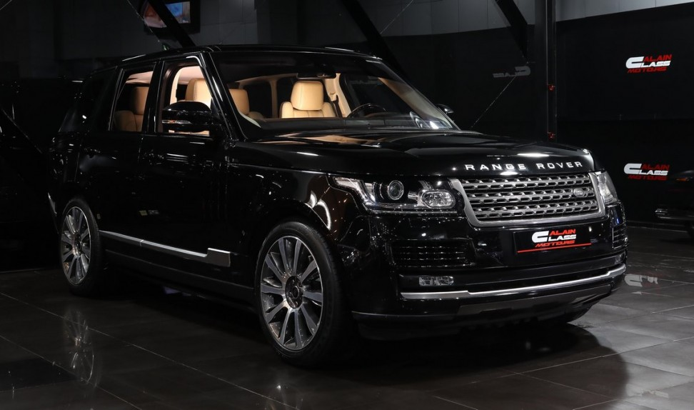 Range Rover Vogue HSE (SE Kit)
