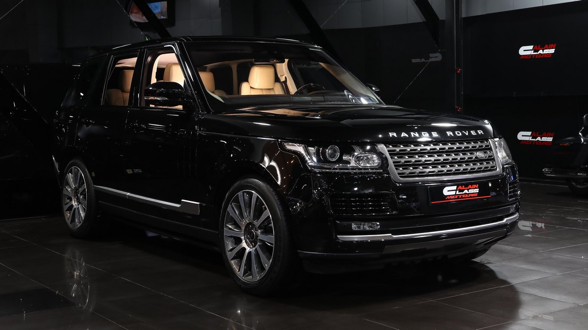 Range Rover Vogue HSE (SE Kit)