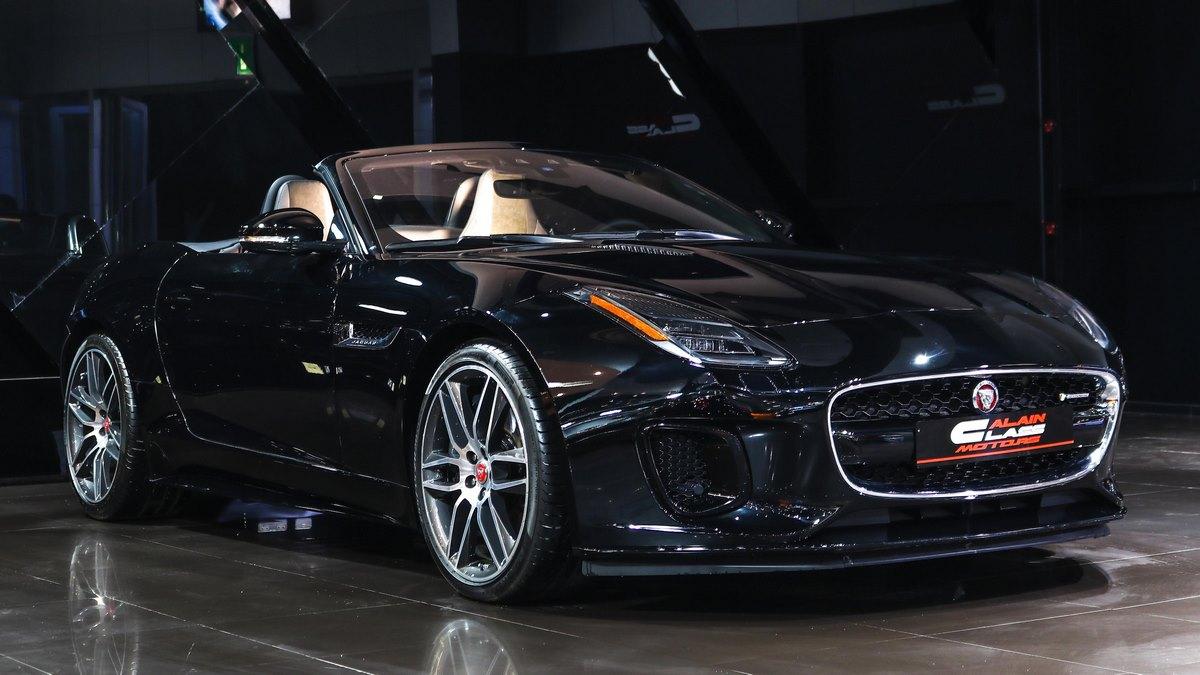 Jaguar F-Type R-Dynamic