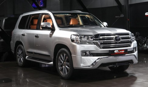 Toyota Land Cruiser VXR