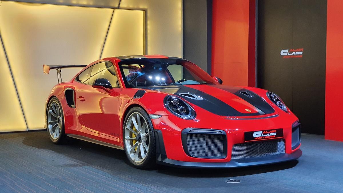 Porsche 911 GT2 RS – Weissach Package