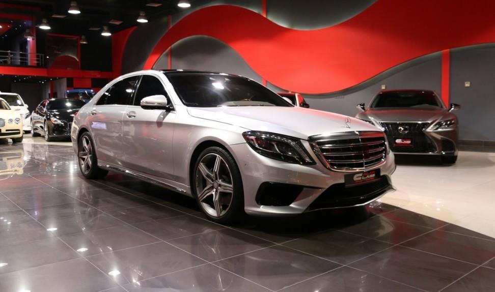 Mercedes-Benz S550 (S63 Kit)