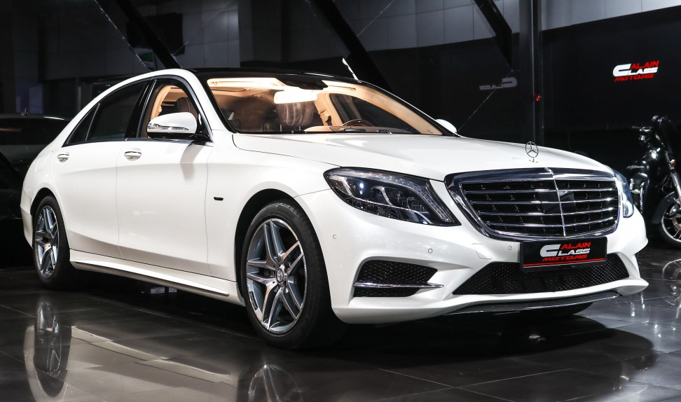 Mercedes-Benz S 500 Edition 1