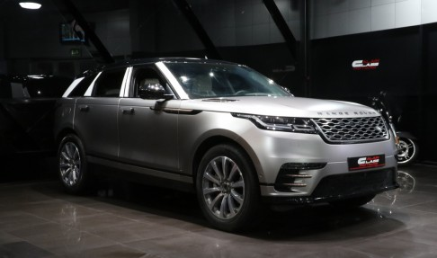 Range Rover Velar D300 HSE First Edition