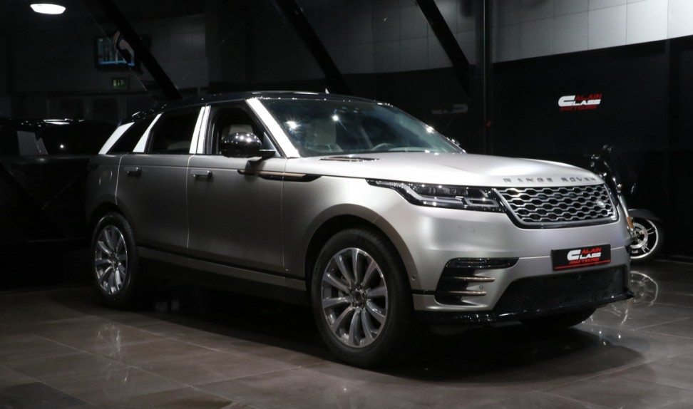 Range Rover Velar D300 HSE First Edition