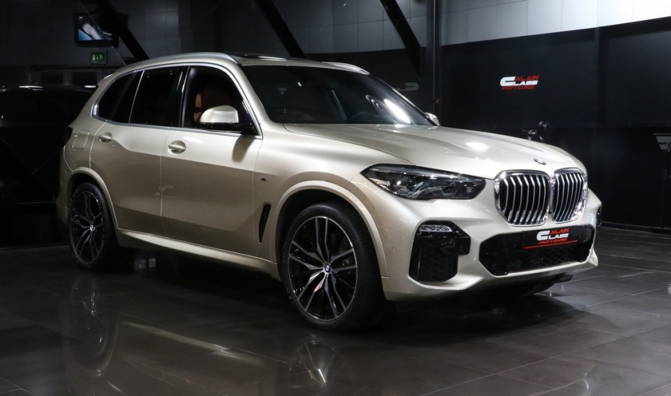 BMW X5 Xdrive 50i M-Power