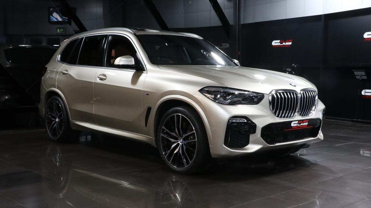 BMW X5 Xdrive 50i M-Power
