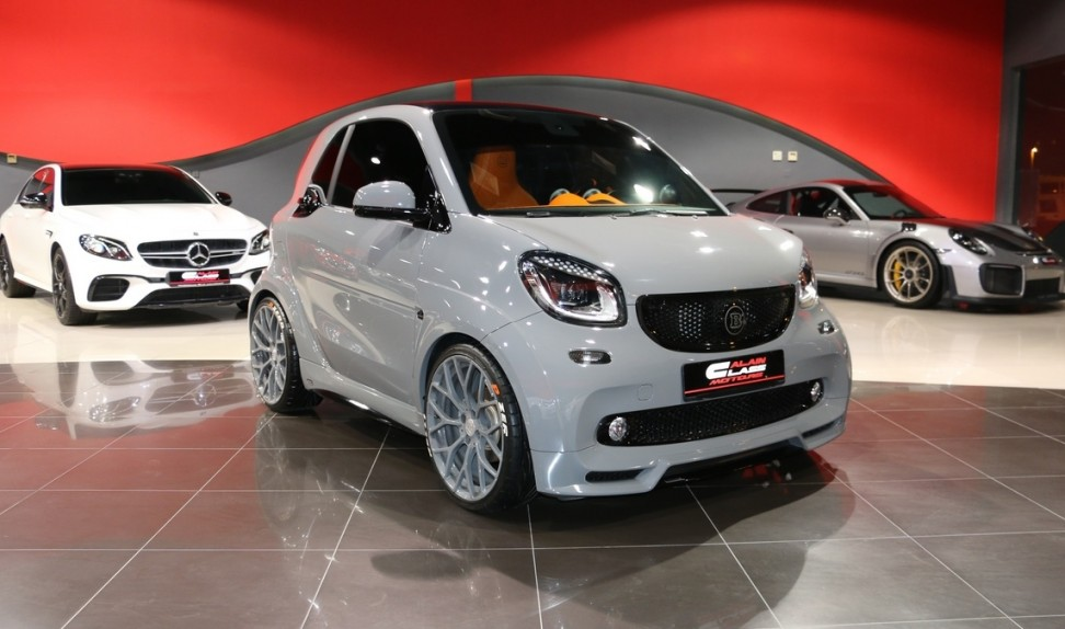 Smart Ultimate 125 Brabus