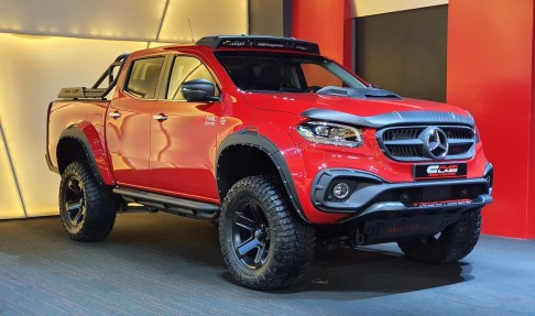 Mercedes-Benz X350 EXY Extreme Final Edition by Carlex Design
