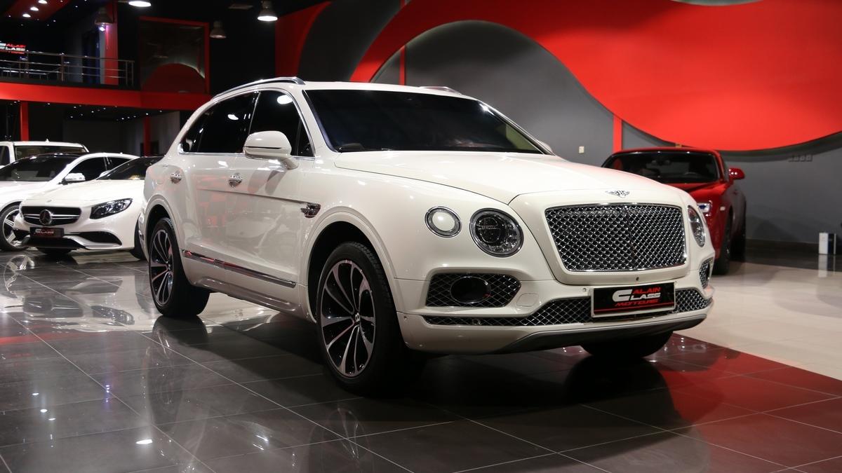 Bentley Bentayga Signature Edition