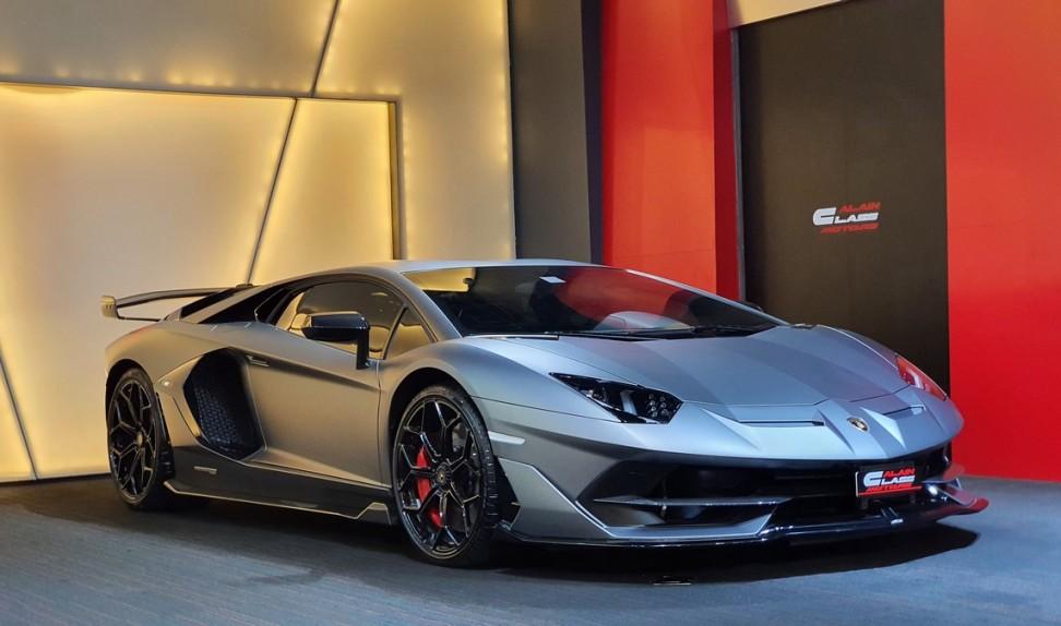 Lamborghini Aventador SVJ – 1 of 900
