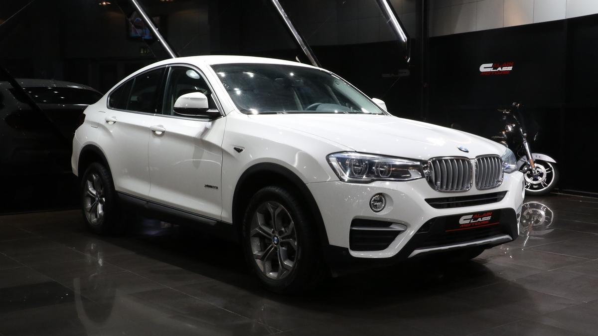 BMW X4 X-Drive 20i