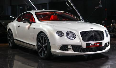 Bentley Continental GT W12 Speed