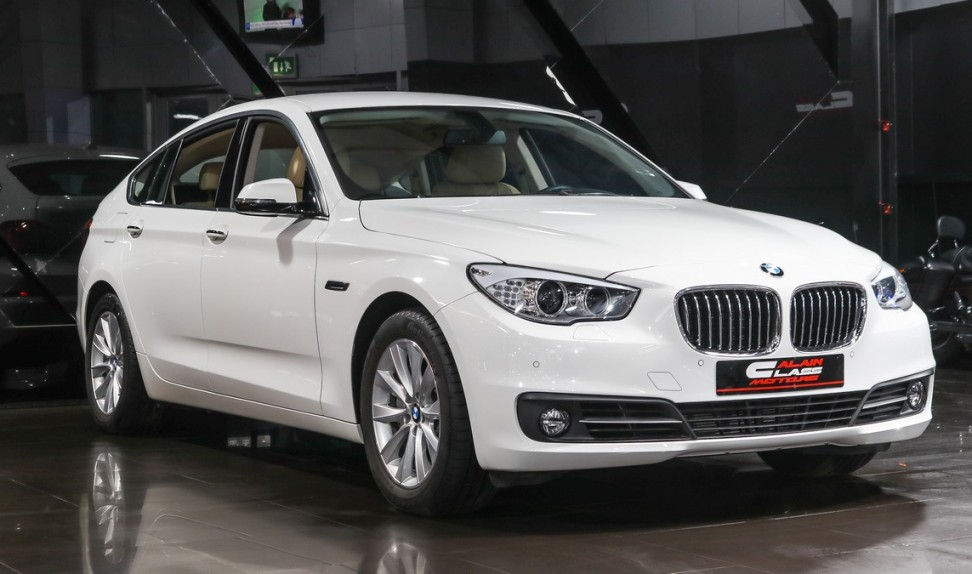 BMW 528i GT