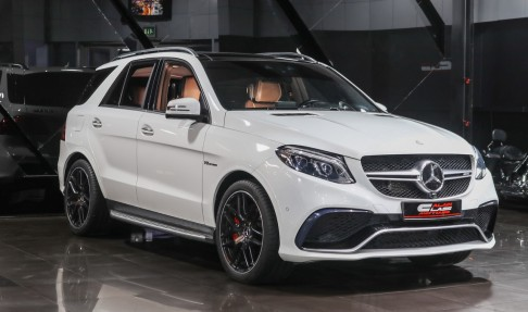 Mercedes Benz GLE63 S AMG