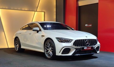 Mercedes-Benz AMG GT 53 4MATIC+