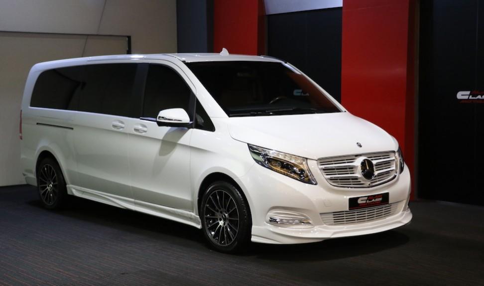 Mercedes-Benz V250 By Dizayn VIP ( Beige )