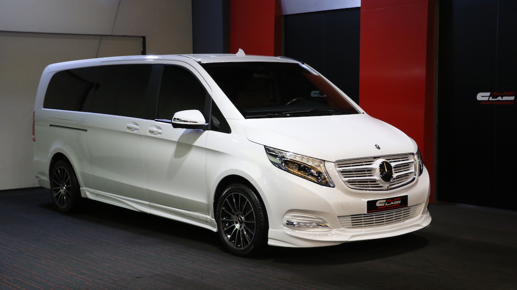 Mercedes-Benz V250 By Dizayn VIP ( Beige )
