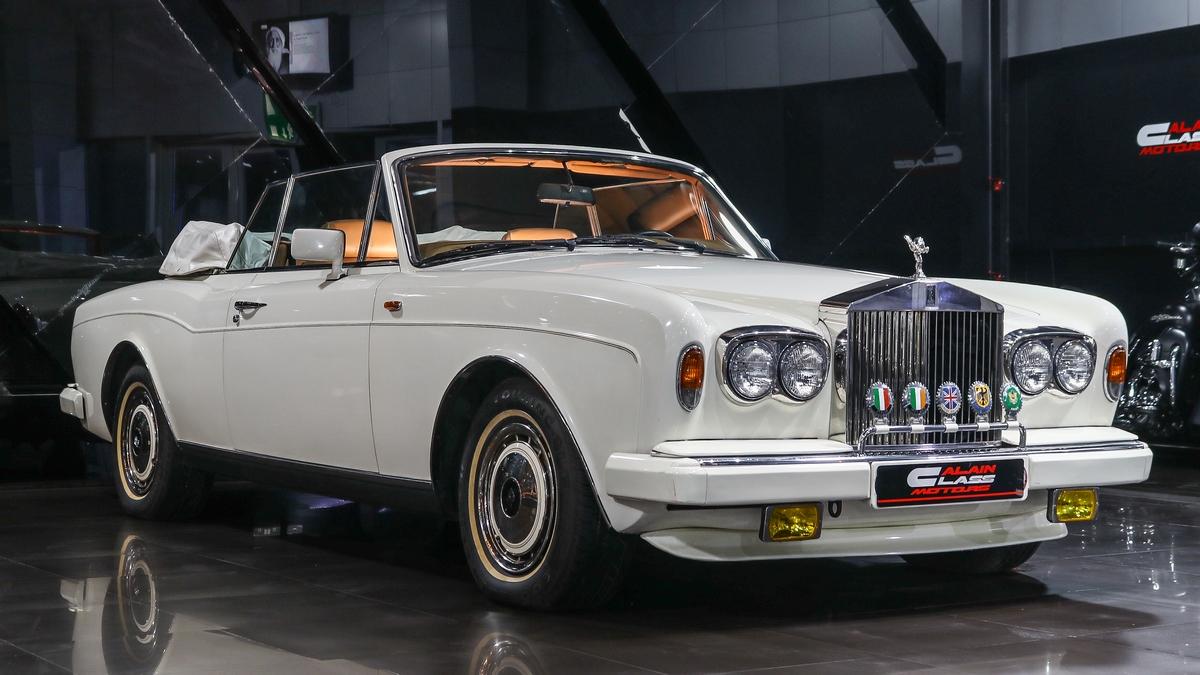 Rolls Royce Corniche III