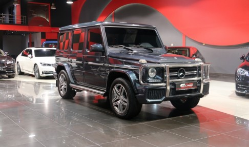 Mercedes-Benz G500 with G63 Kit