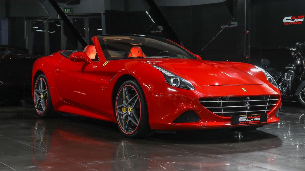 Alain Class Motors   Ferrari California T
