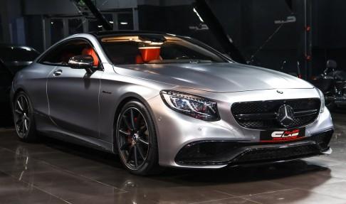 Mercedes-Benz S63 4Matic