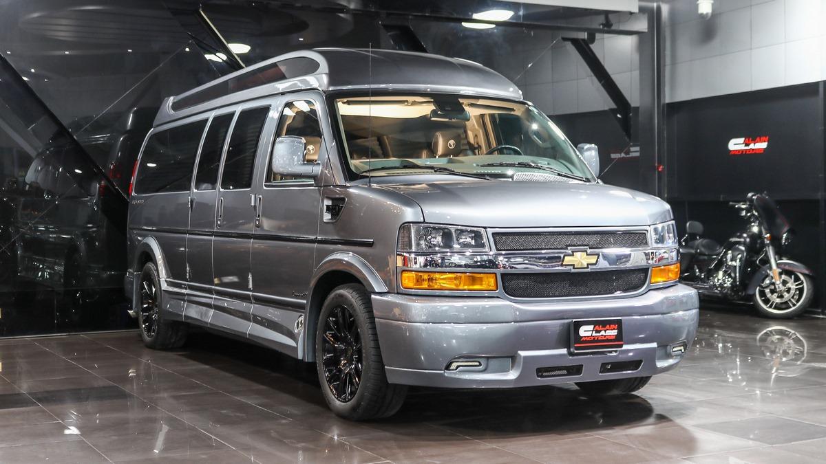 Chevrolet Express Explorer Limited SE