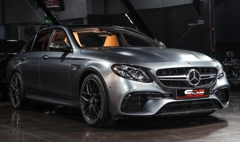 Mercedes-Benz E63 S
