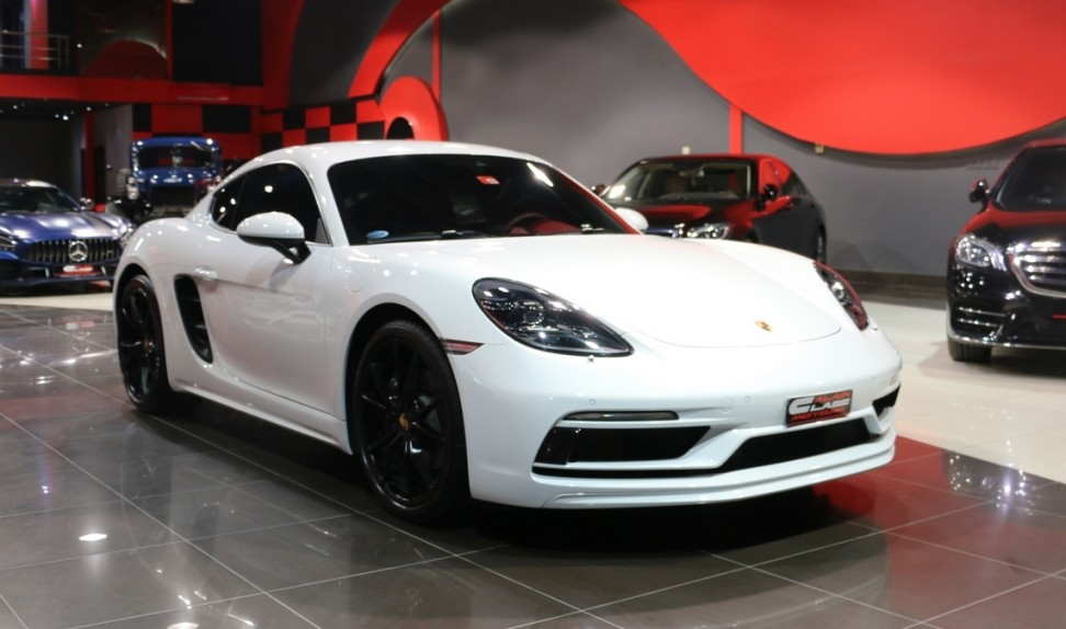 Porsche 718 Cayman (GTS Kit)